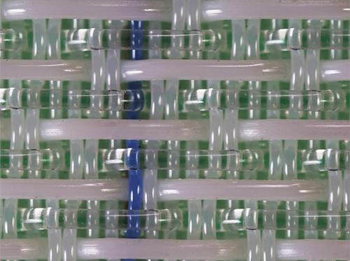 聚酯三层成型网