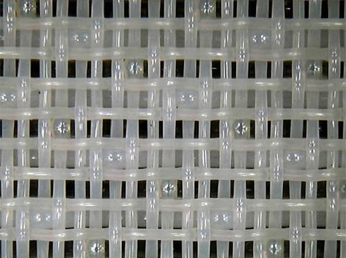 聚酯一层半成型网
